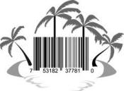 Universal Product Code Art - UPC Barcode Islands