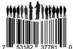 Universal Product Code Art - UPC Barcode People