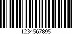 ITF or Interleaved two of five Barcode.