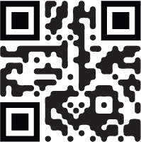 QR Code modified using Adobe Illustrator